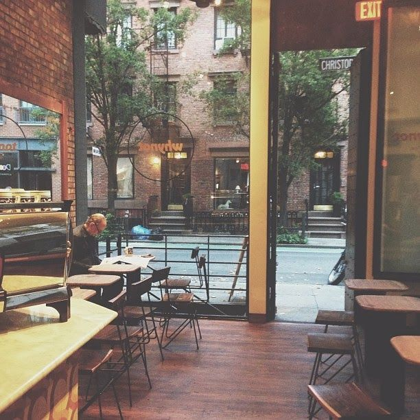 12 best wsd whynot coffee les images on pinterest for Teich design west village