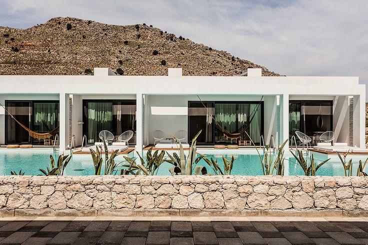 Vida bohemia en la isla griega - Casa Cook Rodas | Galería de fotos 1 de 25 | AD