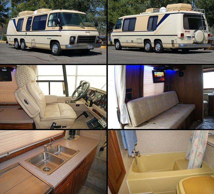 1000+ Images About GMC Motorhome On Pinterest