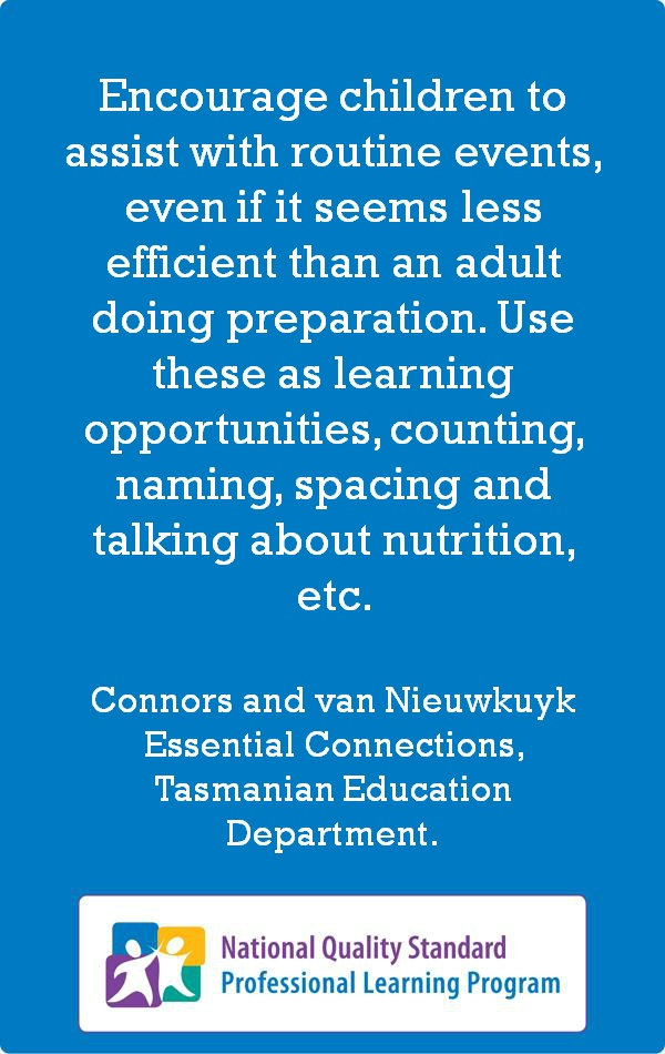 A brand new Monday—Thinking practice quote: http://www.earlychildhoodaustralia.org.au/nqsplp/social-media/