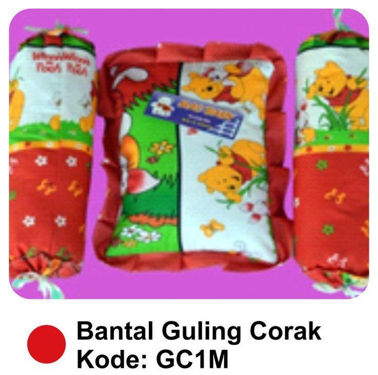 Product Bantal Guling Corak GB1M - Mac Baby Konveksi Perlengkapan Bayi Bandung