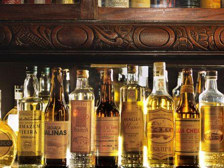Famous Cachaça- A Brazilian Rum main ingredient for the caipirinhas. #saveur #dinnerparty