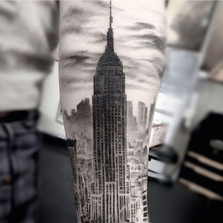 11 Incredible New York City Tattoos | Tattoo.com