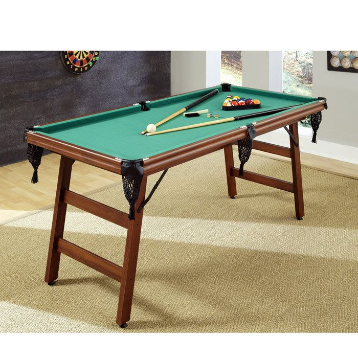 Donu0027t Take Up An Entire Room With A Huge Pool Table When You Can