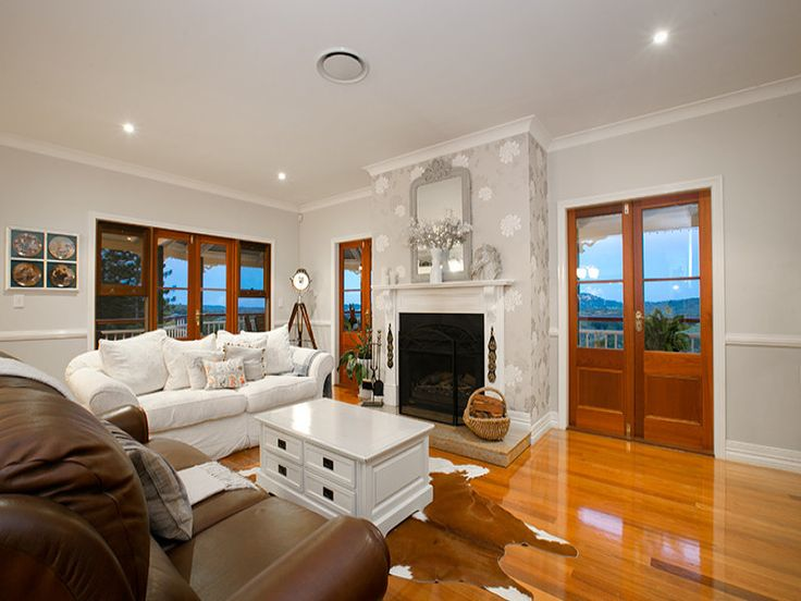 7 best ascot traditional images on pinterest for Queenslander living room ideas