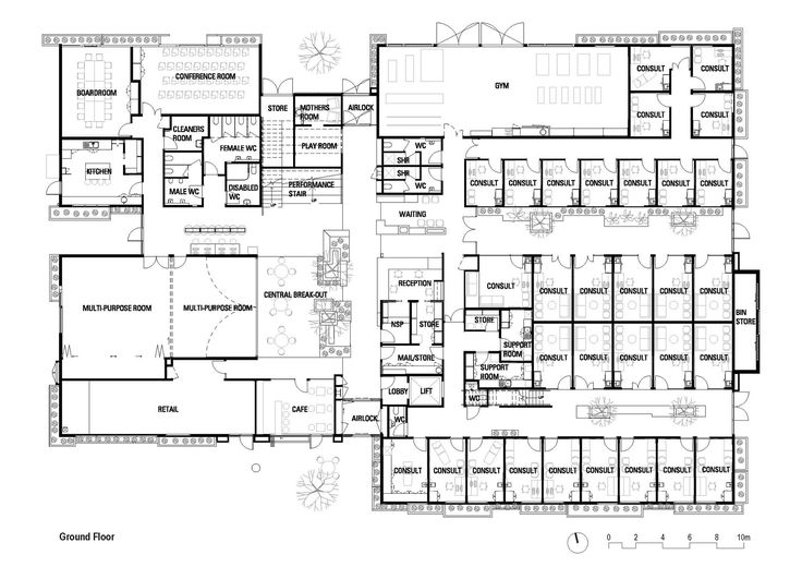 Mejores 268 Im 225 Genes De Planos De Hoteles En Pinterest