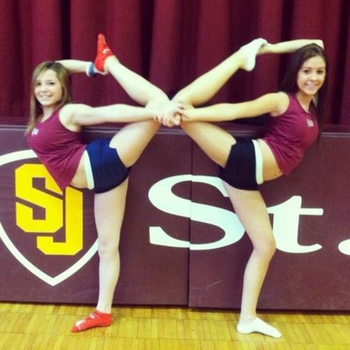 :)  cheerleaders cool scorpion like cheer m.at.5.2  @Hannah Mestel Mestel Elizabeth let's do this sometime!!!