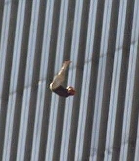 9 11 people jumping from towers