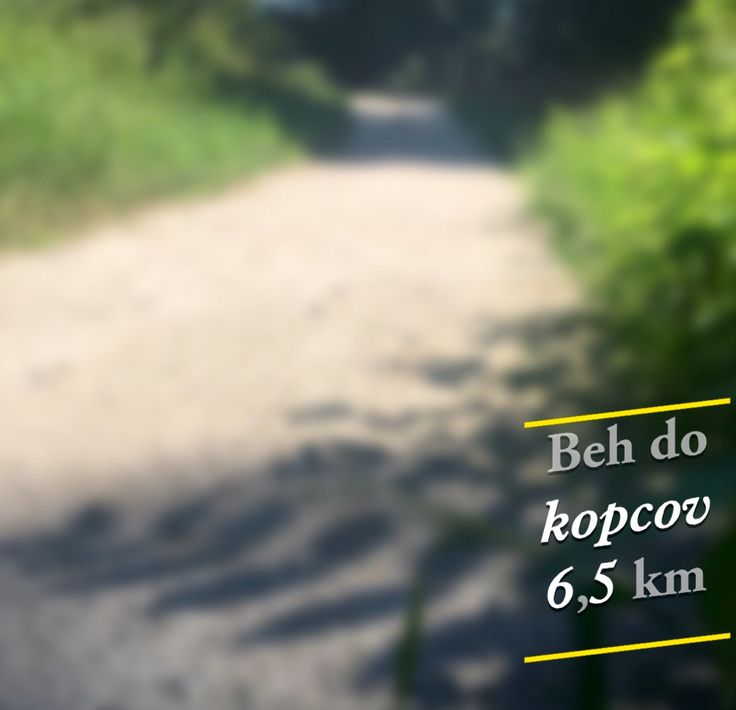 Raz týždenne si vychutnám tréning do kopcov (striedam krátke, stredné a dlhé kopce).  Beh do kopca - cesta k vyššej vytrvalosti.  www.spalovnatukov.sk