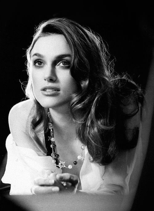 Keira Knightley. She would have been stunning even in 30's Hollywood