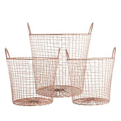 House Doctor Wire Basket | Strand West Utrecht