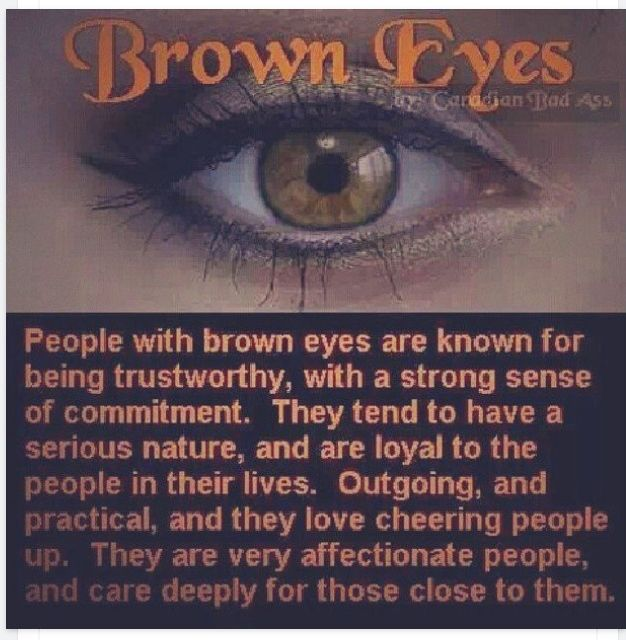 People who have brown eyes | Neat Facts | Pinterest