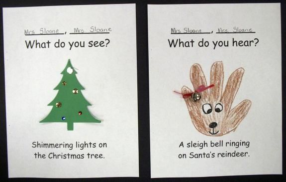 Five Senses of Christmas