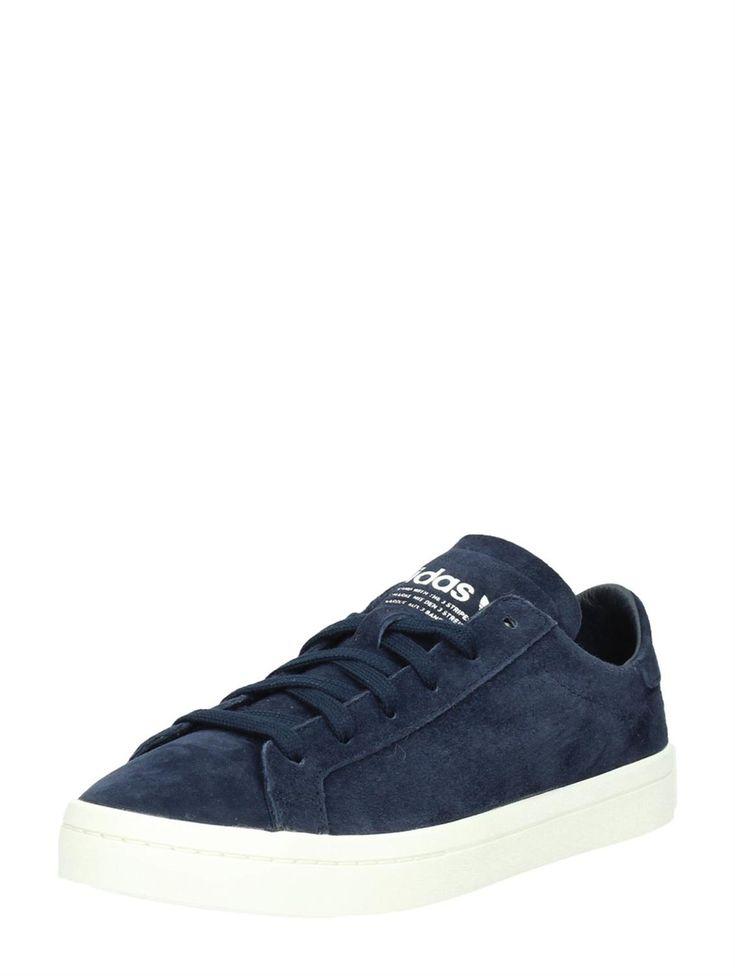 Adidas Court Vantage Blauw