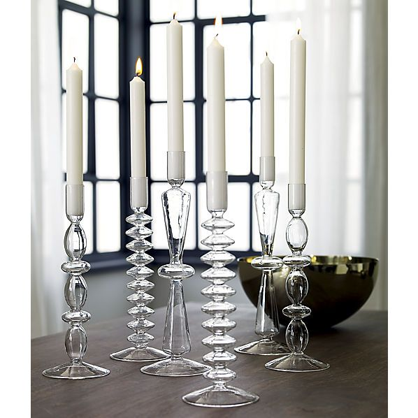 8 best images about tall candles on pinterest trips for Alternative candle holders