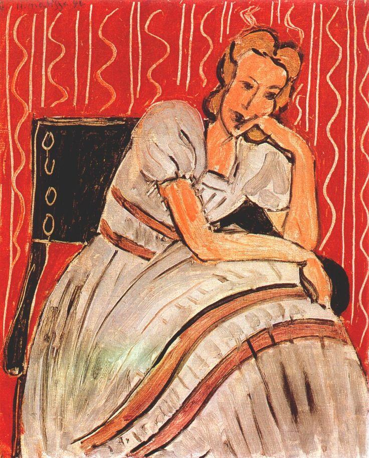 Henri Matisse, 1942