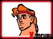 Coloreaza cu Hercules