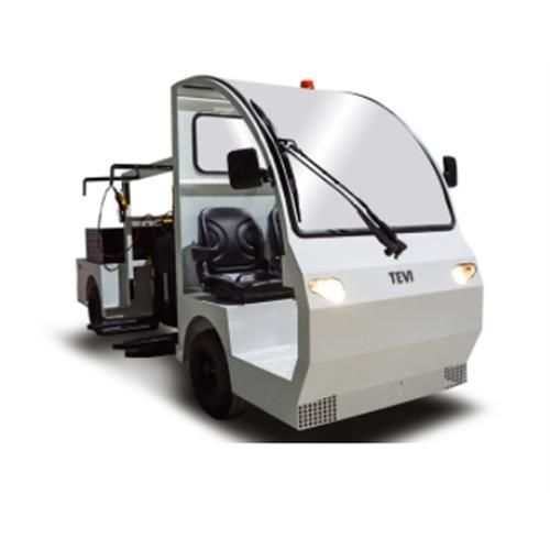 Thermoport & Burlodge Burden Carrier Electric Vehicle - Lift And Carry Loads