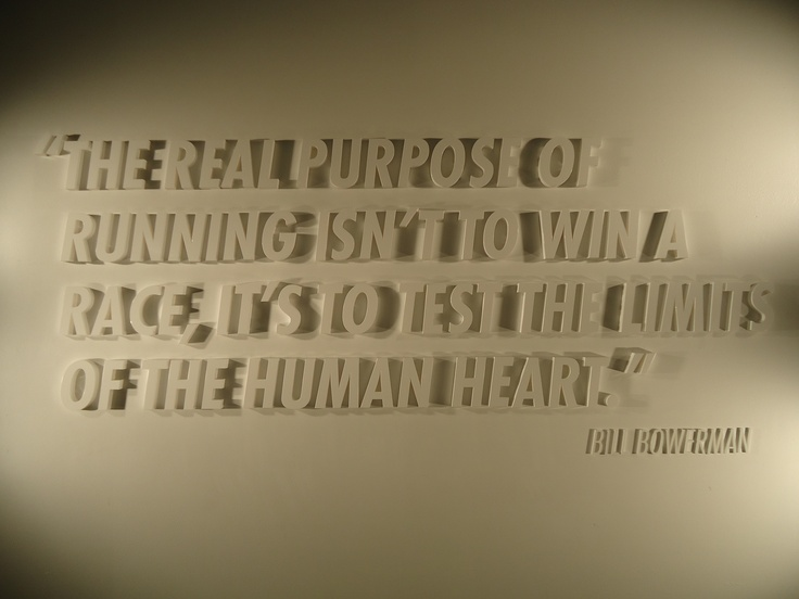 Quote Nike Store NYC. Motivational ...