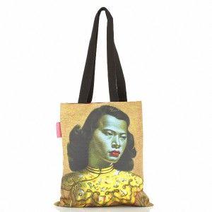 Tretchikoff Tote Bag | http://bit.ly/1qKZWkQ