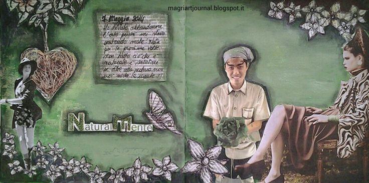 Art journal magriartjournal.blogspot.it