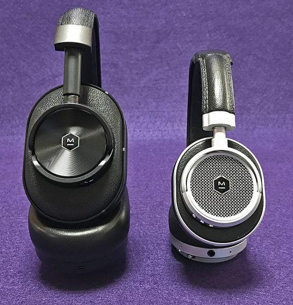 Master & Dynamic MW60 wireless and MW50 wireless headphones review