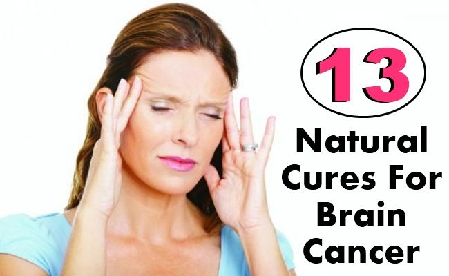 Best Natural Remedy For Brain Cancer