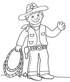 ein cowboy hält ein lasso. hier finden sie tolle