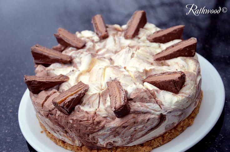 Margarets Mars Bar Cheese Cake