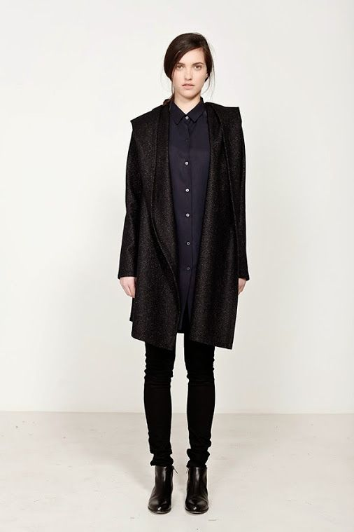 North Bay jacket  By Nique