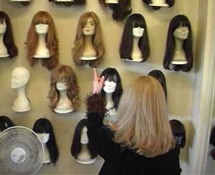 wig closets - Beyonce Wigs