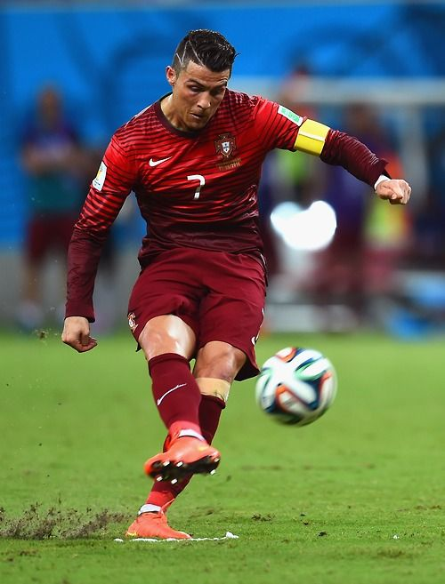 Cristiano Ronaldo Photos: USA v Portugal: Group G - 2014 FIFA World Cup Brazil