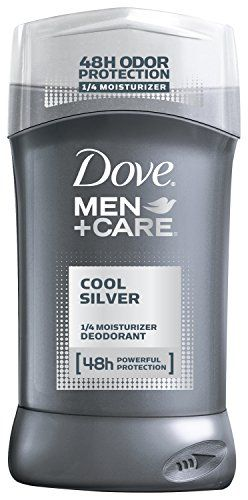 #dermatologisttested #drjart #Dove Men+Care Cool Silver Deodorant Stick helps to fight body odor head on. This effective men's deodorant stick tackles body odor ...