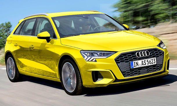 Audi A3 2019 Technische Details Audi A3 Audi Audi A3 Sportback