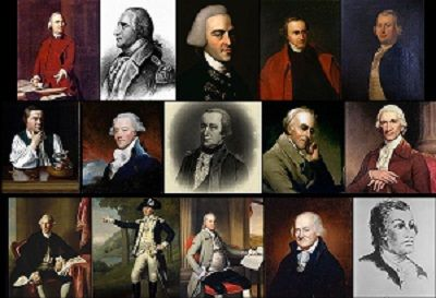 Members of the Sons of Liberty. #americanrevolution #sonsofliberty