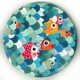 Pocket Mirrors dreamt up, designed and made in France. Available in the French Affair online shop.