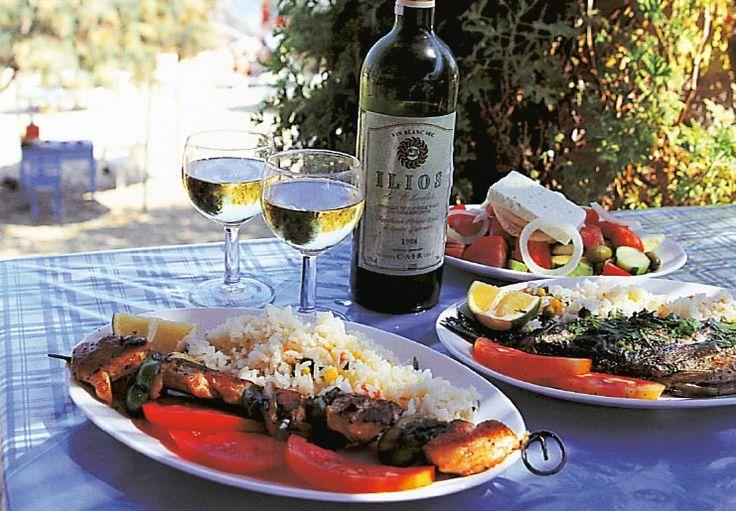 Herkullisten ruokien Turkki ja Kreikka - Loma  #Finnmatkat