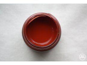 Textilka - odstín Červený korál
