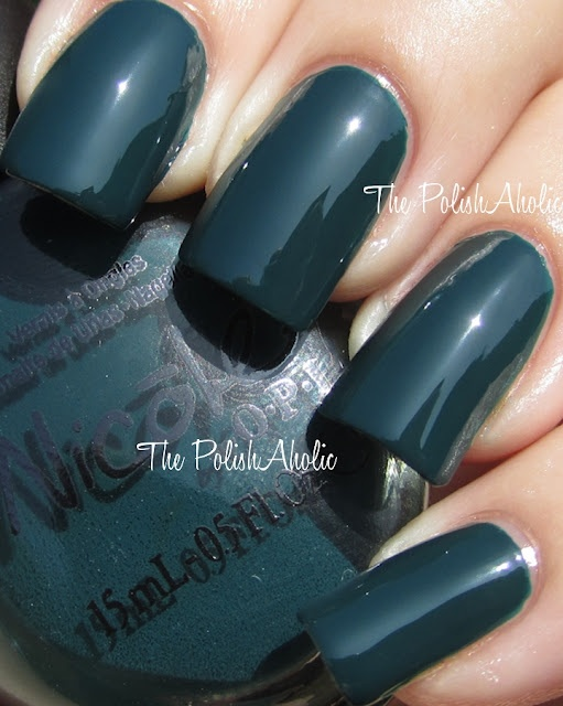 23 best My Polishes: blues images on Pinterest | Nail polish, Nail ...