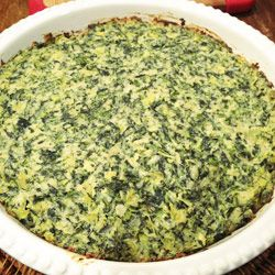 Healthy Recipe From Joy Bauer's Food Cures Spinach Artichoke Dip