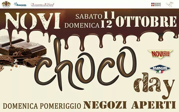 Choco day a novi ligure #distrettonovese