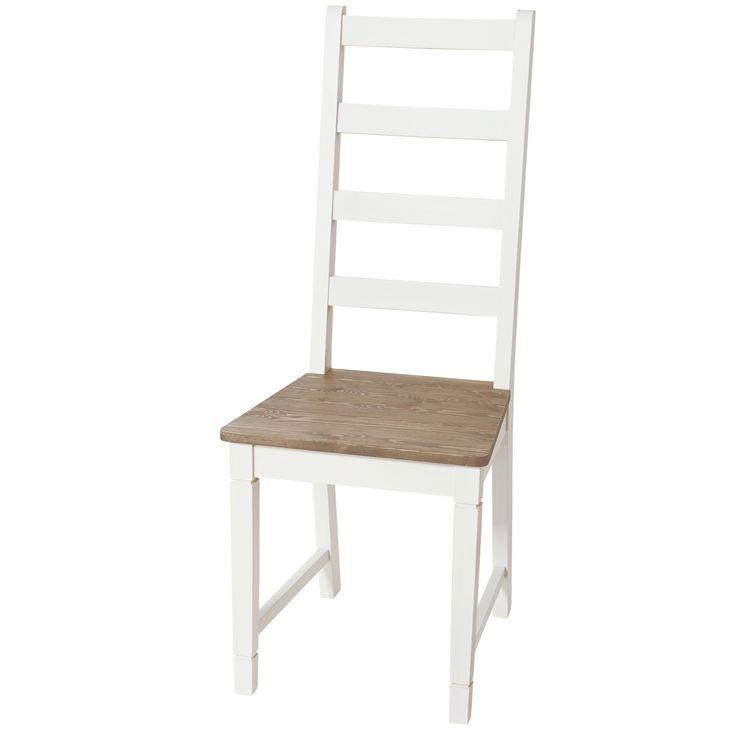 Die besten 25+ Stuhl landhaus Ideen auf Pinterest Stühle für - designer mobel aus metall bequeme sitzgruppe mit lederspolsterung