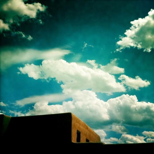 Santa Fe sky