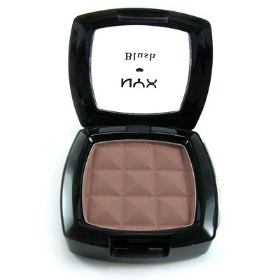 NYX Blush in Taupe - for contouring