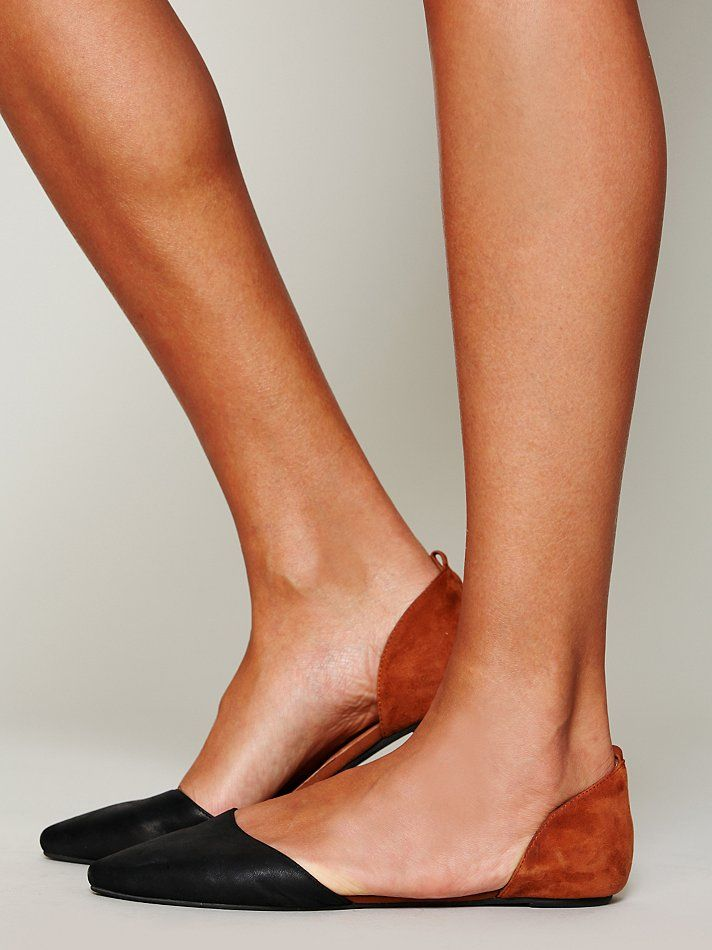Free People Roulette Flat, $110.00