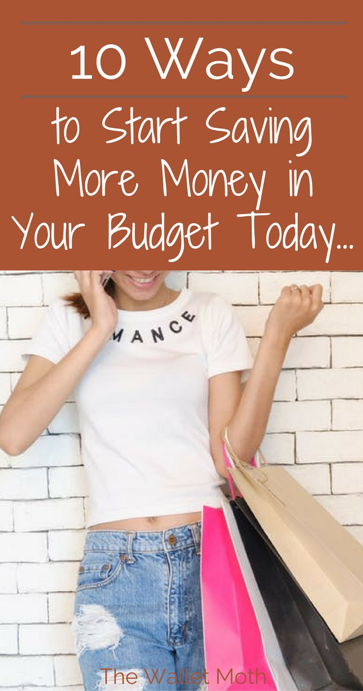 How to Save More Money in Your Budget & the Top Things Draining Your Wallet!