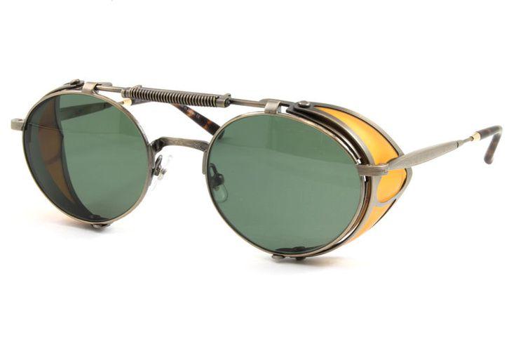 Matsuda Sunglasses 2809H Limited Edition in Antique Gold (from Terminator 2) #Matsuda
