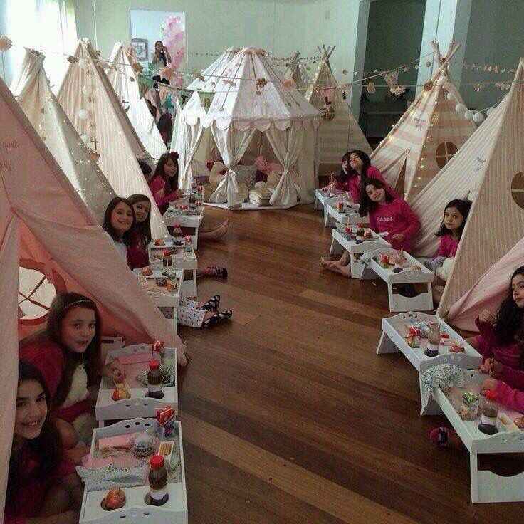 1000 Ideas About Girls Teepee On Pinterest: 1000+ Images About Sleepovers And Party Fun! On Pinterest