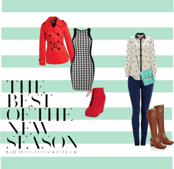 """The Best of the New Season"" by tomodel on Polyvore"