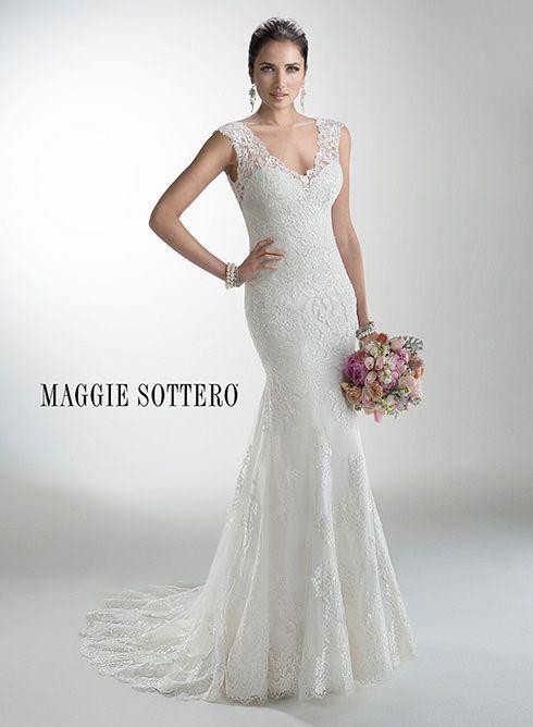 Astra Bridal - Maggie Sottero Melanie